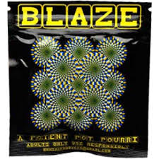 Buy Blaze Herbal Incense