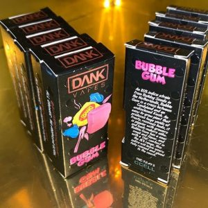 Bubble Gum Dank Vapes