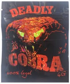 Deadly Cobra Herbal Incense