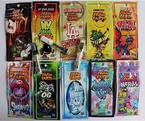 mario carts cartridges Online