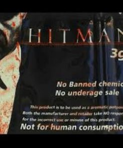Buy Hitman Herbal Incense