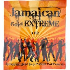 Gold Extreme Herbal Incense