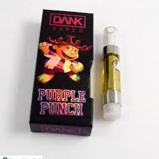 Purple Punch Dank Vape