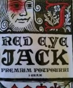 RedEye Jack Herbal Incense
