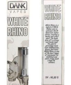White Rhino dank vape