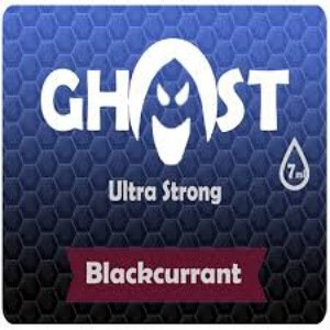 Ghost Blackcurrant Ultra Strong