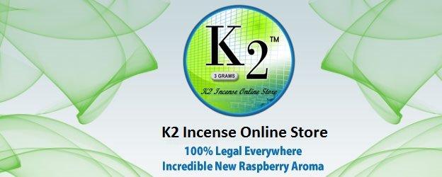 K2 Incense Online Store