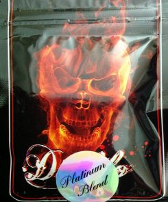Caution Diablo Herbal Incense
