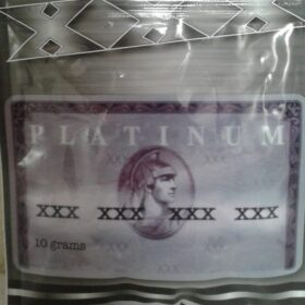 Buy Your Bag of Platinum XXX Herbal Incense Online Here!